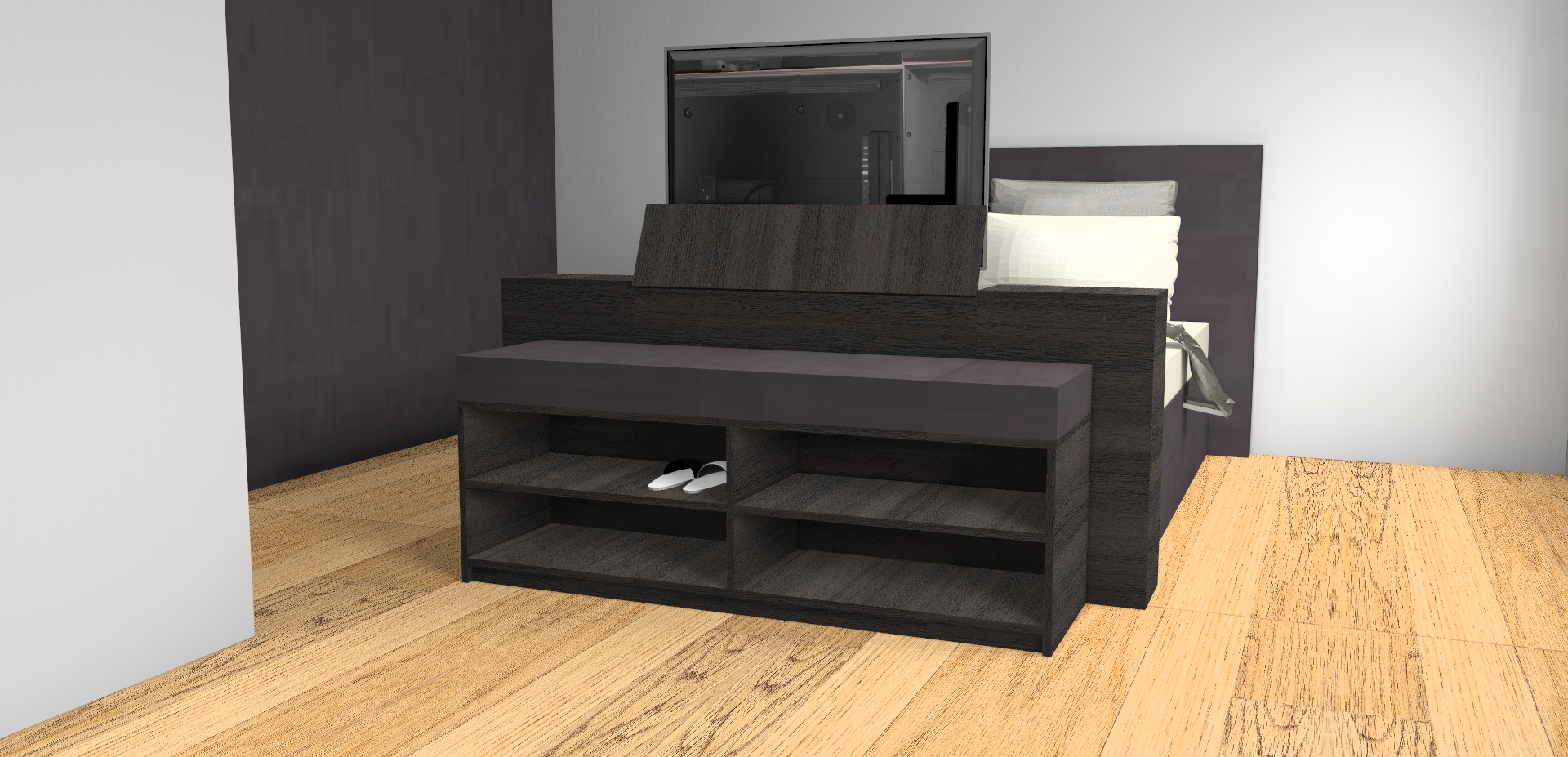 TV lift meubel