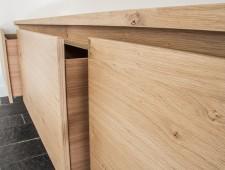 Eiken houten meubel