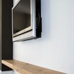 Eikenfineer tv plank