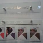 Folder Glaswand